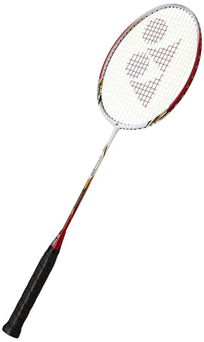 Yonex Carbonex 8000 Plus Badminton Racquet, (Red) - Best Price online Prokicksports.com