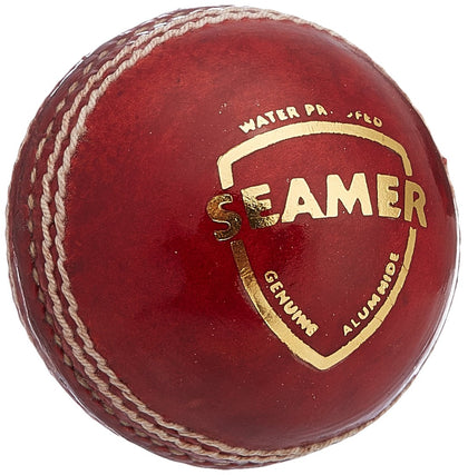 SG Seamer Leather Ball - Best Price online Prokicksports.com