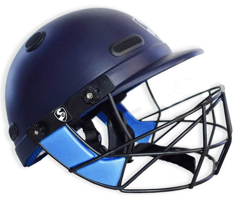SG Aero Shield 2 Cricket Helmet - Best Price online Prokicksports.com