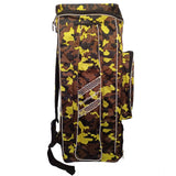 HRS Players Duffle Cricket Kit Bag - Camo/Yellow - Best Price online Prokicksports.com