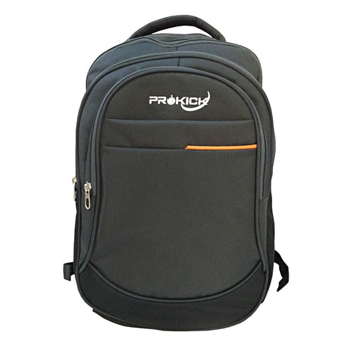 "Prokick""Big-5"" Panther Series Polyester 40L Backpack - Charcoal - Prokicksports.com"