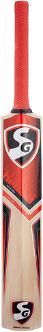 SG Strokewell Xtreme Kashmir Willow Cricket Bat, Short Handle - Best Price online Prokicksports.com