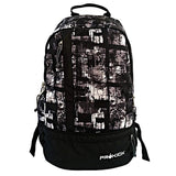 Prokick Elements 26 Ltrs Casual Laptop Backpack - Black Graffiti - Best Price online Prokicksports.com