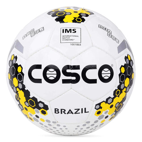 Cosco Brazil Foot Ball, Size 5 - Best Price online Prokicksports.com
