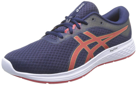 Asics Patriot 11 Men's Running Shoes, Heritage Blue/Peacoat - Best Price online Prokicksports.com