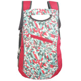 Prokick 30 Ltrs Lite Wieght Waterproof Casual Backpack | School Bag, Diesel -Red - Best Price online Prokicksports.com