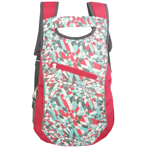 Prokick 30 Ltrs Lite Wieght Waterproof Casual Backpack | School Bag, Diesel -Red - Prokicksports.com