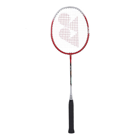 ZR Series Aluminium Strung Badminton Racquet with Full Cover Red - Best Price online Prokicksports.com