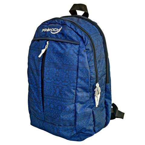 Prokick 30L Waterproof Casual Backpack | School Bag - Self Blue - Prokicksports.com