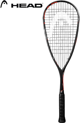 HEAD Extreme 135 Squash Racquet - Black/Red