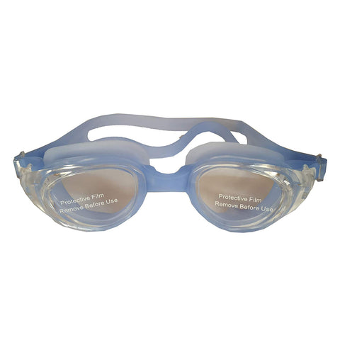 Viva Sports Swimming Goggles, Sky Blue - Best Price online Prokicksports.com