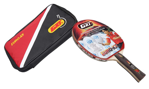 GKI Euro XX Table Tennis Racket - Best Price online Prokicksports.com