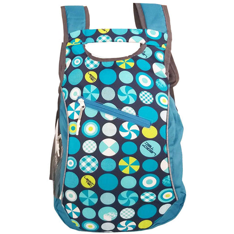 Prokick 30 Ltrs Lite Wieght Waterproof Casual Backpack | School Bag, Diesel -Firozi - Best Price online Prokicksports.com