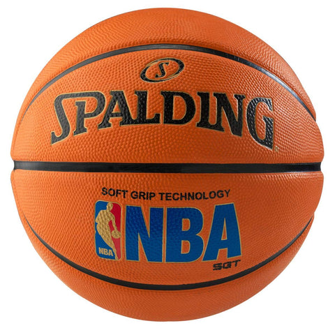 Spalding NBA Logoman Basketball (Orange) - Prokicksports.com