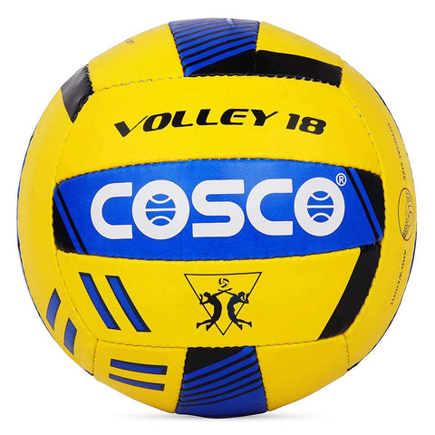 Cosco Volley 18 Volley Ball, Size 4 - Best Price online Prokicksports.com