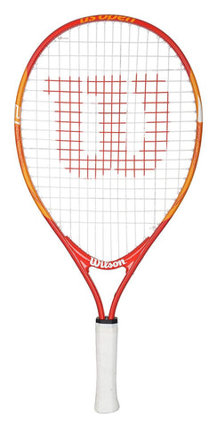 WILSON US OPEN 21 HC (JU) - RED / YELLOW - Best Price online Prokicksports.com
