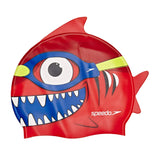 Speedo 808769B362 Blend Squad Swim Cap, Baby (Red) - Best Price online Prokicksports.com