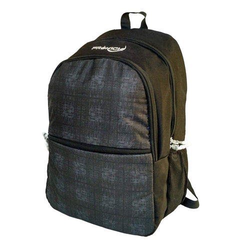 Prokick 30L Waterproof Casual Backpack | School Bag - Black Grains - Prokicksports.com