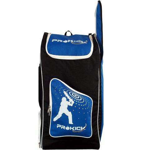 Prokick Backpack Style Cricket Kit Bag - Blue - Prokicksports.com