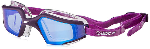 Speedo Aquapulse Max Mirror V3 Swimming Goggle 811766C716 Purple/Purple - Best Price online Prokicksports.com