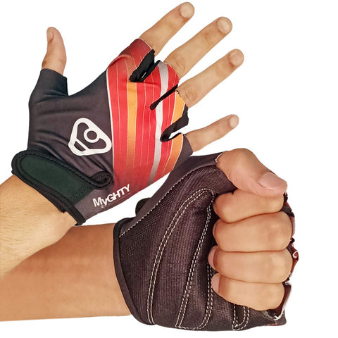 Prokick Mighty High Performance Sports Gloves (Color May Vary) - Best Price online Prokicksports.com