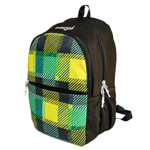 Prokick 30L Waterproof Casual Backpack | School Bag - Cube Cut - Best Price online Prokicksports.com