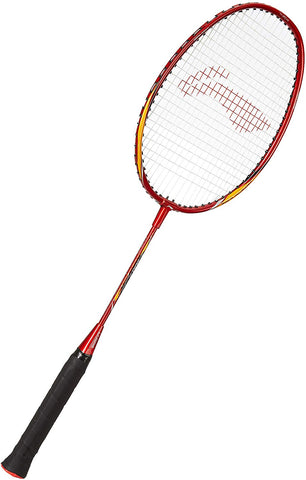 Li-Ning XP 900-JR Blend PV Sindhu Junior Signature Series Isometric Strung Badminton Racquet (Red/Orange) with Free Soft Case - Best Price online Prokicksports.com