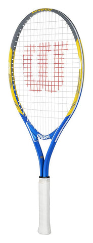 WILSON US OPEN 25 HC (JU) - BLUE / YELLOW - Best Price online Prokicksports.com