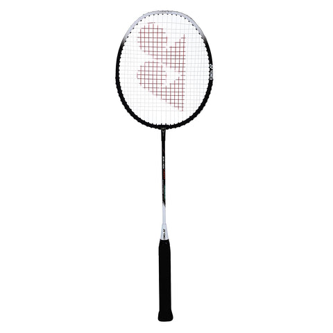 ZR Series Aluminium Strung Badminton Racquet with Full Cover (Black) - Best Price online Prokicksports.com