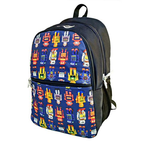 Prokick 30L Waterproof Casual Backpack | School Bag - Robo - Best Price online Prokicksports.com
