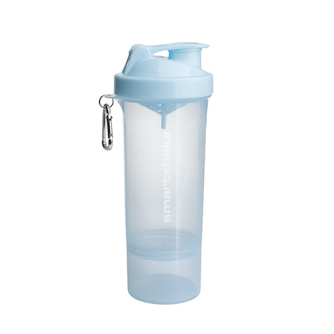 SmartShake Slim Shaker, 500 ml - Ice Blue - Best Price online Prokicksports.com