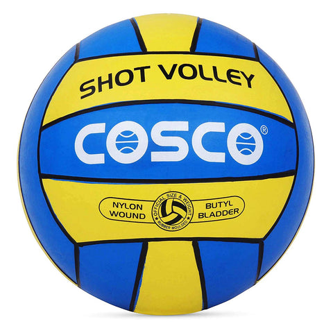 Cosco Shot Volley 18 Volley Ball, Size 4 - Best Price online Prokicksports.com