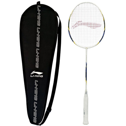 Li-Ning Windstorm 760 LITE Professional Badminton Racquet, Strung - With Full Cover - Best Price online Prokicksports.com