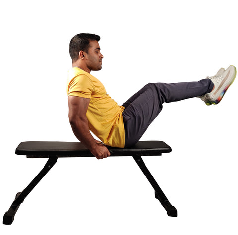 Prokick Flat Weight Exercise Bench
