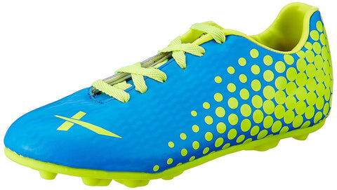 Vector X Volt II Football Shoes Sky Blue/Green - Best Price online Prokicksports.com
