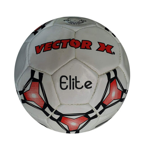 Vector X Elite Team Football, Size 5 - Black/White - Best Price online Prokicksports.com