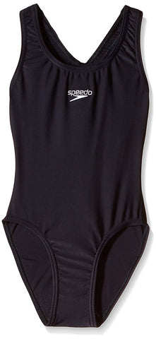 Speedo Girls Swimwear Splashback (Navy) - Best Price online Prokicksports.com