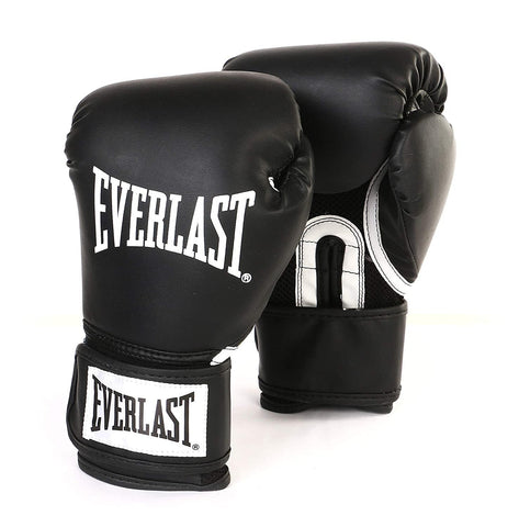 Everlast Classic Training Gloves, Black - Best Price online Prokicksports.com