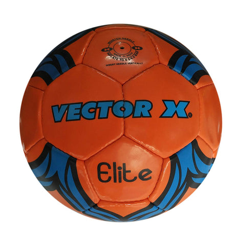 Vector X Elite Team Football, Size 5 - Orange - Best Price online Prokicksports.com
