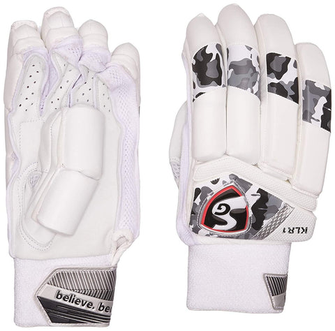 SG Batting Gloves SG KLR-1 LH Leather Left Hand Batting Glove, (Muticolor) - Best Price online Prokicksports.com