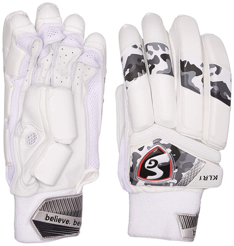 SG Batting Gloves SG KLR-1 LH Leather Left Hand Batting Glove (Muticolor) - Best Price online Prokicksports.com