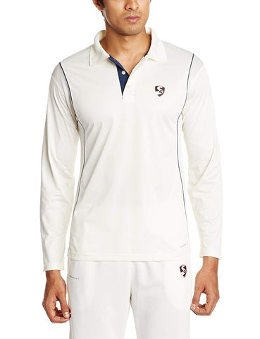SG Icon Full Sleeves Cricket Shirt - Best Price online Prokicksports.com