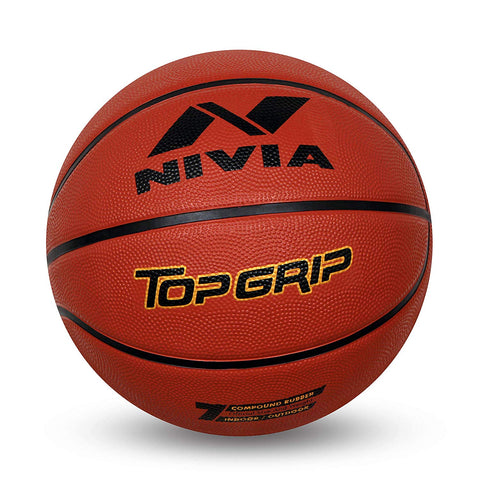 Nivia Top Grip Basketball - Best Price online Prokicksports.com