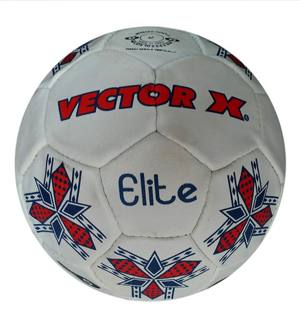 Vector X Elite Team Football, Size 5 - Blue/White - Best Price online Prokicksports.com