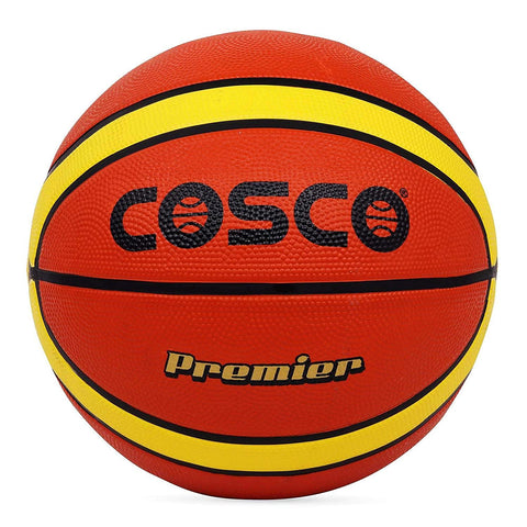 Cosco Premier Basketball 5 - Orange - Best Price online Prokicksports.com