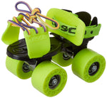 Cosco Zoomer Roller Skate, Junior (Green) - Best Price online Prokicksports.com