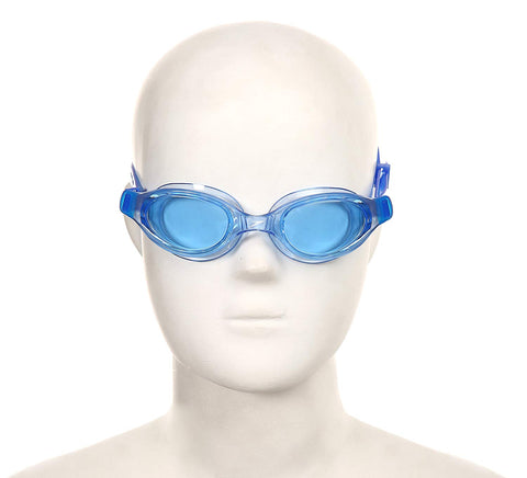 Speedo Unisex - Junior Futura Plus Junior Goggles (Blue/Blue) - Best Price online Prokicksports.com