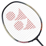 Yonex Muscle Power 55 Badminton Racket Strung Grey/Red - Best Price online Prokicksports.com