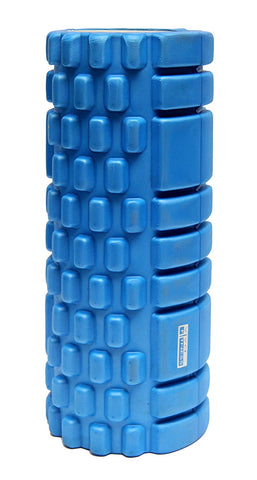 Viva Fitness Foam Massage Roller (Blue Colour) - 13 Inch - Best Price online Prokicksports.com