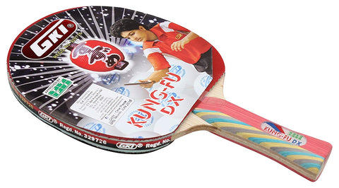 GKI Kung Fu DX Table Tennis Racquet - Prokicksports.com